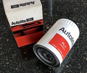 NOS Autolite Ford FL-1 oil filter, dated 1969 New in box Shelby Boss 429 Mustang