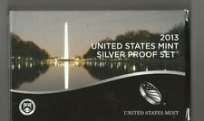 2013 s 14-piece silver proof set