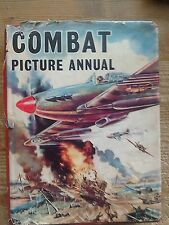 Book.A Combat Picture Annual from 1962.Micron Books.G.M.Smith Publishing.