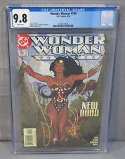WONDER WOMAN #159 (Adam Hughes cover) CGC 9.8 NM/MT DC Comics 2000