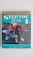 Steptoe and Son Volume 4 Cuckoo in the Nest  BBC Radio Collection 2 x Cassettes