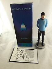 "Star Trek Commander Spock 12""  Statue Viacom Las Vegas Store Exclusive #54/2500"