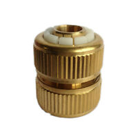 Garden lawn Water Hose pipe joiner mender repairer fitting connector 12mm STZN