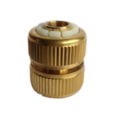 Garden lawn Water Hose pipe joiner mender repairer fitting connector 12mm tj1