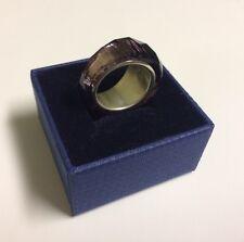 NEW SWAROVSKI Nirvana Petite Ring Amethyst Grape Size 55/7         1103227