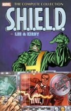 Marvel Comics Shield by Stan Lee & Jack Kirby Complete Collection Tpb