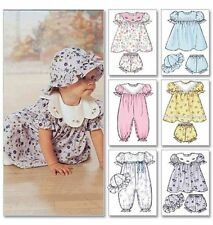 Butterick Infant's Dress Sewing Patterns