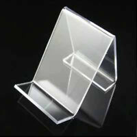 5Pcs General Clear Acrylic Mount Holder Display Stand for Mobile Phone