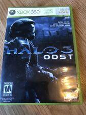 Halo 3: ODST (Microsoft Xbox 360, 2009) Nice Disks Works VC1