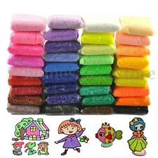 500G Kinetic Magic Motion Colorful Sand Kid Child Indoor Play Craft Non Toxic