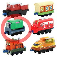 TOMY LEARNING CURVE Chuggington Die-Cast Engine Train -Rubbish Car new loose