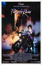More details for purple rain movie poster film photo print  picture prince a5 a4 a3 a2 a1 a0