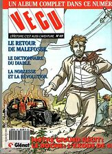 VECU n°49 - 1991 - MALEFOSSE/LE BOCHE/MARIE-TEMPETE