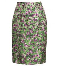 ALANNAH HILL MY PERFECT REVENGE SKIRT GREEN SIZE 8