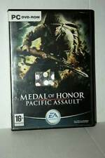 MEDAL OF HONOR PACIFIC ASSAULT GIOCO USATO PC DVD VERSIONE ITALIANA GD1 42041