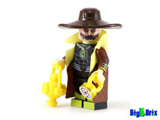 SCARECROW Yellow Lantern Custom Printed on Lego Minifigure!
