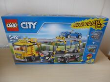 Lego City 66523 Super Pack 3 en 1 (60060, 60053 y 60055) Nuevo y Sellado