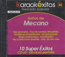 Mecano 10 Super Exitos KARAOKE New SEALED