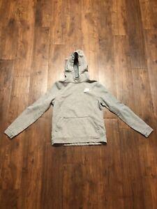 Nike Youth Boys Sweatshirt Hoodie Grey Size XL