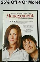 Management (DVD, 2009)~25% Off 4 Or More!