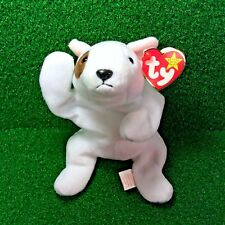 NEW Ty Beanie Baby 1999 Butch The Dog Retired Plush Toy - MWMT - FREE Shipping