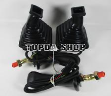 1pair Joystick handle glue For Doosan Daewoo 225-9 / 215-9