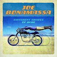 Joe Bonamassa - Different Shades Of Blue (NEW CD)