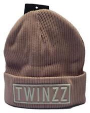 Twinzz - Twinzz Fitted Beanie Hat Sent Sameday*
