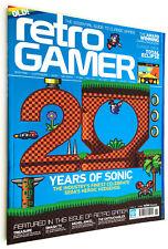 Retro Gamer - Magazin #91 / 2011 . UK - Videospiel Zeitschrift - Sonic Hedghog