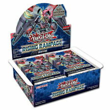 Yu-Gi-Oh! TCG - Rising Rampage - Display 24 Booster Packungen 1. Auflage deutsch