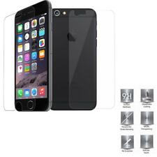 Front & Back iPhone 5 5S Genuine Tempered Glass Film Screen Protector Cover New
