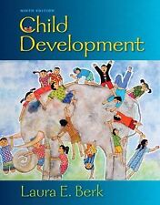 CHILD DEVELOPMENT [9780205149766] - LAURA E. BERK (HARDCOVER) NEW