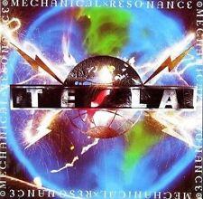 Mechanical Resonance by Tesla (CD, Oct-1990, Geffen)