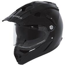 Held Motorrad-Enduro-Helm Alcatar, schwarz, Gr.XL