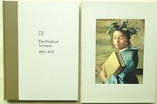 Book The World of Vermeer by H. Koningsberger Time-Life Library of Art Hardcover
