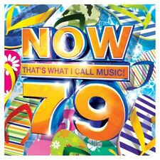 Now Thats What I Call Music 79 CD 2 Disc Pop Compilation 2011