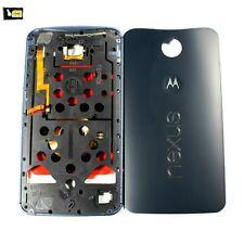 Motorola Google Nexus 6 OEM Battery Back Door Case Housing Cover Black