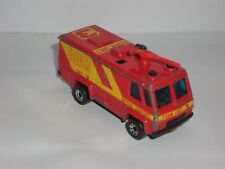 MATCHBOX - Feuerwehr Command Vehicle 1980 1:114