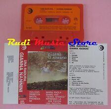 MC GIANNA NANNINI Una radura 1977 italy RICORDI ORIZZONTE 78732 no cd lp dvd vhs