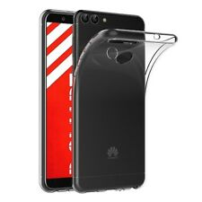 New Ultra Thin Clear Shockproof Transparent Gel Case Cover For Huawei P Smart