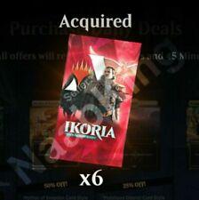 MTG Arena Ikoria: Lair of Behemoths Prerelease Code (6 Boosters). DM Delivery