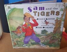 HARDCOVER Sam and the Tigers: A Retelling of 'Little Black Sambo': By J. Lester,