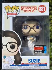 Stranger Things - Suzie #881 NYCC 2019 Funko Pop Vinyl New in box