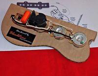 Ready Built Fender USA Jazz Bass +Series / Parallel Upgrade / Loom /Harness