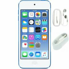 Apple iPod touch 6th Generation Blue (32 GB) - Works 100% - Bundle - A1574