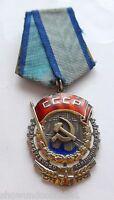 Sowjetunion UDSSR --Orden des Roten Arbeitsbanners-- Nr. 105.819