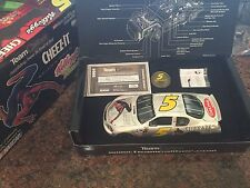 1:24 2004 Cheez -it Kellogg's Spiderman # 5 Nascar Team Caliber Pearl