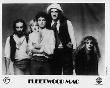 "Fleetwood Mac 10"" x 8"" Photograph no 14"