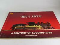 VINTAGE RIVAROSSI Model Railway Catalogue Century of Locomotives 1972