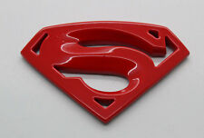 Car Auto Logo 3D Metal stickers Emblem Badge Decals Superman